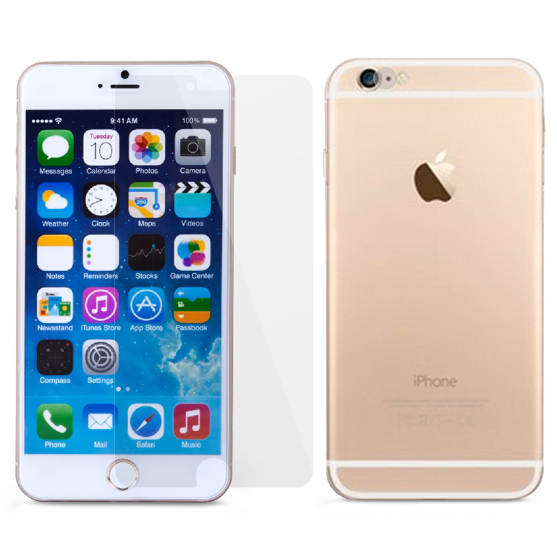 Benks iphone6s plus手機貼膜 蘋果6plus貼膜 iPhone6高清膜5