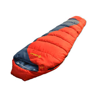 Gore animal husbandry autumn and winter outdoor adult sleeping bags can be spliced thick ultralight mummy style sleeping bag winter 25