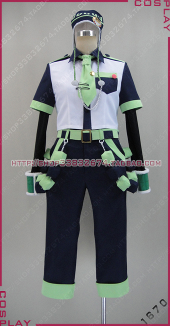 1670cos clothing draamatical murder dramatic murder of Noiz new product