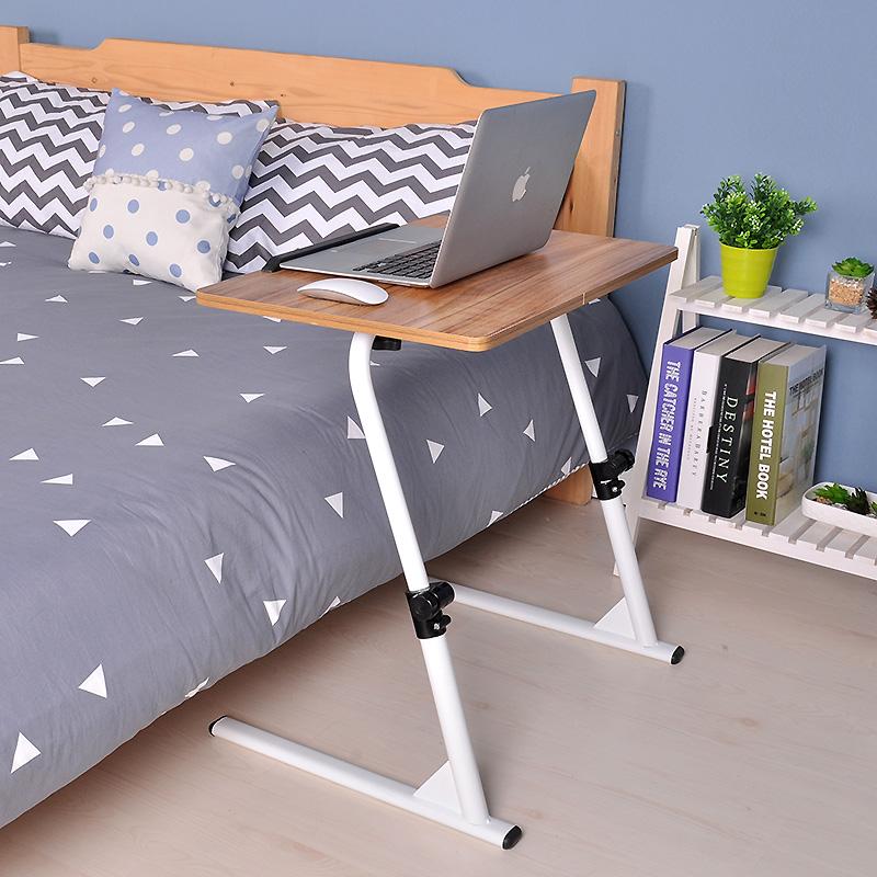 12月01日最新优惠简易床上用笔记本电脑桌床边移动升降折叠桌书桌写字桌儿童学习桌