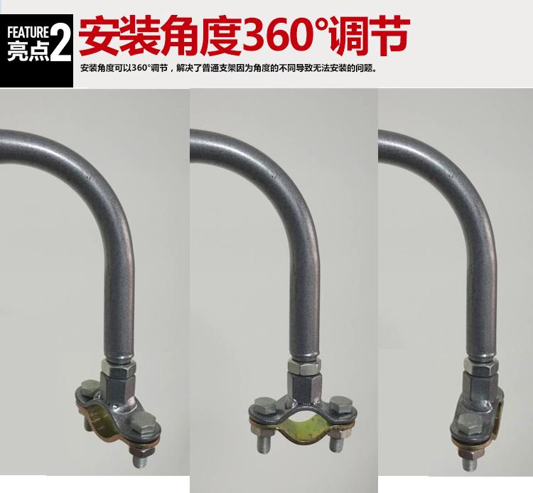 Электромобиль поддержка стойка для зонтов стоять аккумуляторная батарея автомобиль мотоцикл велосипед трехколесный велосипед. зонтик универсальный регулировать стоять