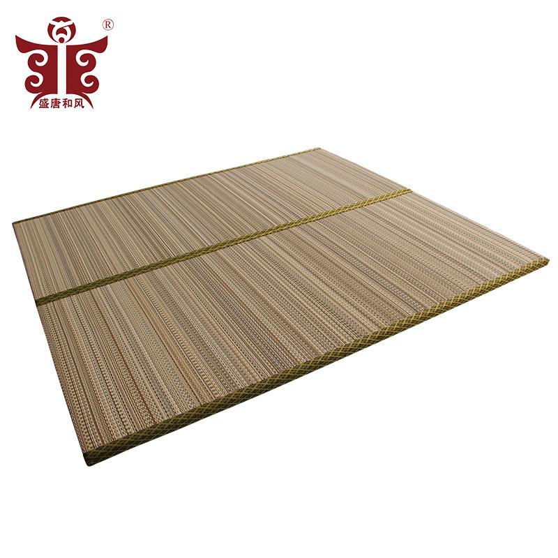 盛唐和风五彩目积稻草芯榻榻米垫定制塌塌米地台席垫定做踏踏米垫