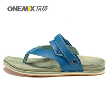 Onemix play find Summer sandals, slippers herringbone sandals flip-flops Leisure fashion sandals are