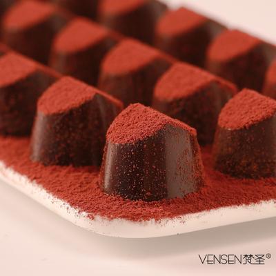 梵圣-松露型巧克力200g 券后9.9元包邮