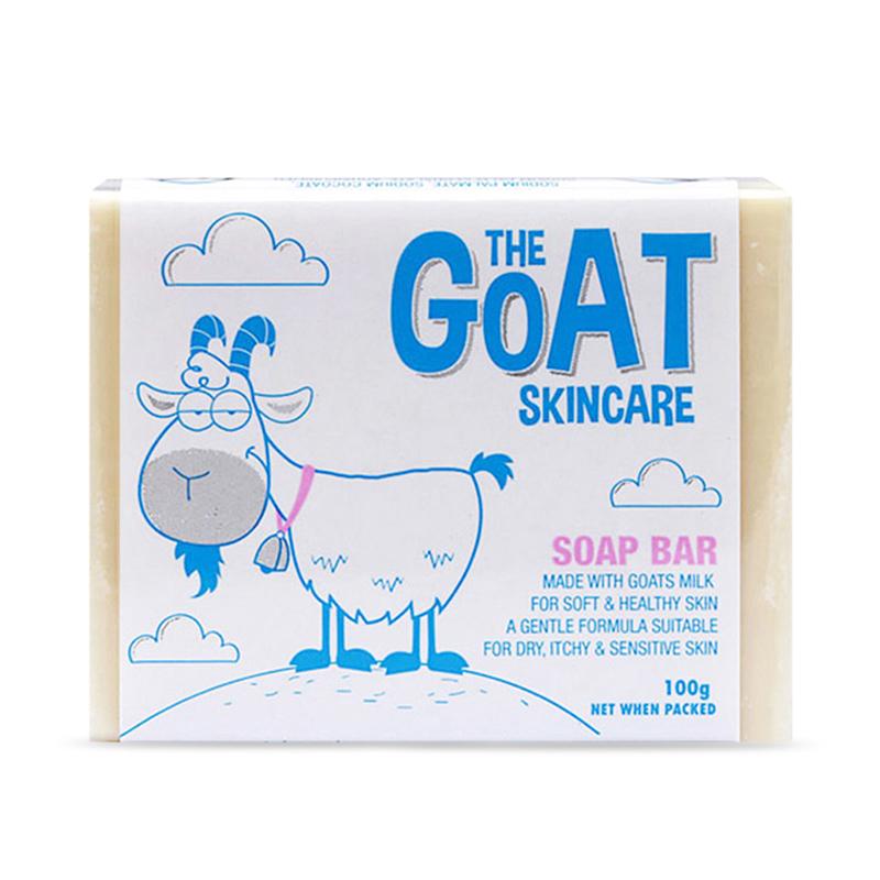 The Goat Skincare澳洲羊奶皂兒童洗澡洗臉香皂100g