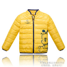 Special offer a clearance to jilt that turn over season children's clothing baby boy girl down jacket down jacket bladder bladder children down jacket