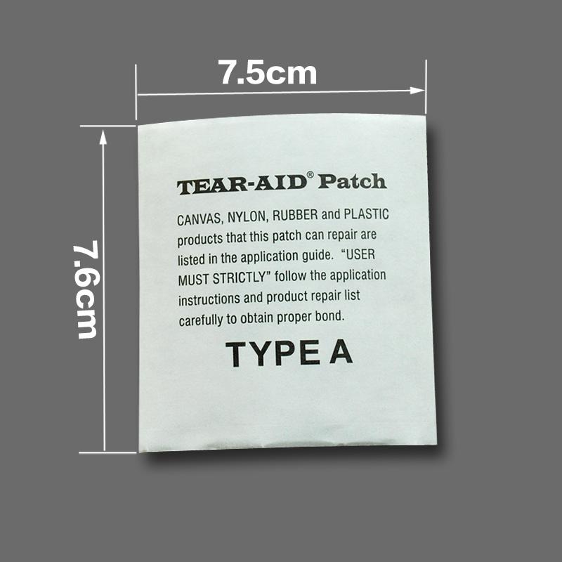 Сша Tear-Aid паста любовь получить куртка GTX куртка ветровка спальный мешок палатка прозрачный ремонт прорезиненный