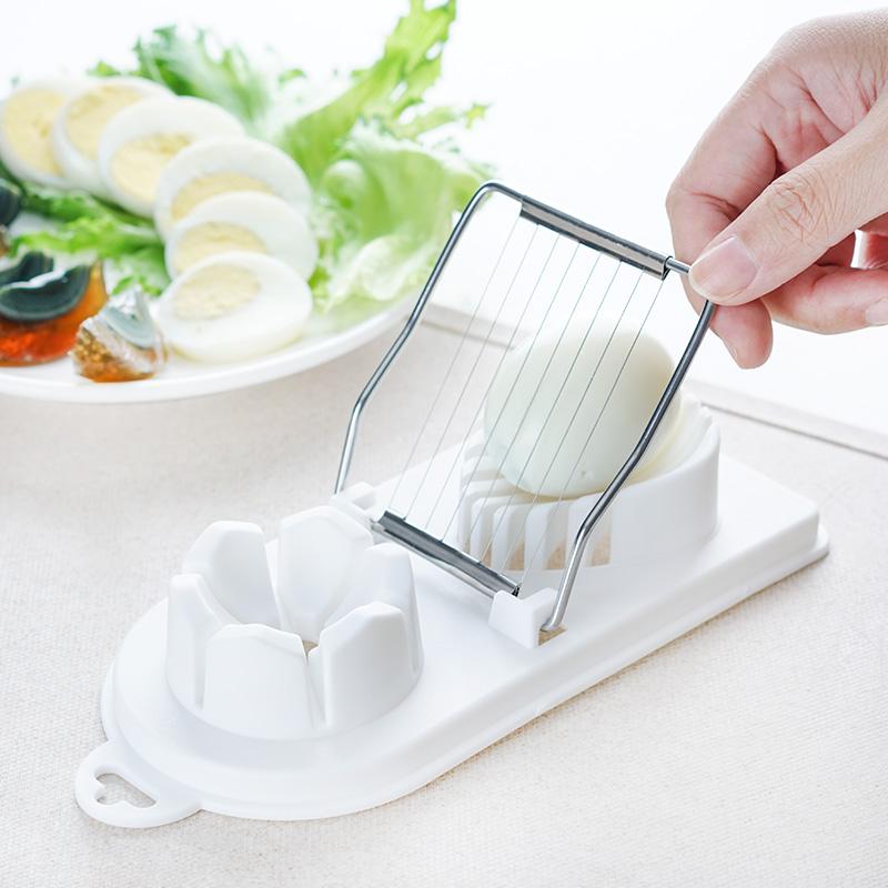 Япония двойной вырезать яйцо сын привел вырезать яйцо кожа яйцо свободный цветок яйцо яйца нарезанный устройство кухня нержавеющей стали вырезать клапан устройство