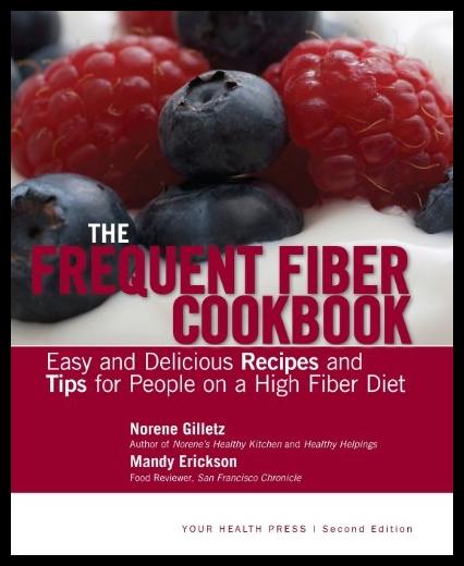 【预售】The Frequent Fiber Cookbook: Easy and
