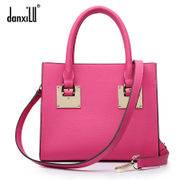 Spring/summer danxilu/danxilu female baodan about the new diagonal shoulder handbag bag leather bags women