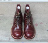85c6fbec2b0 Julian (RRL paragraph ) bowery boots Beckham limited edition models ...