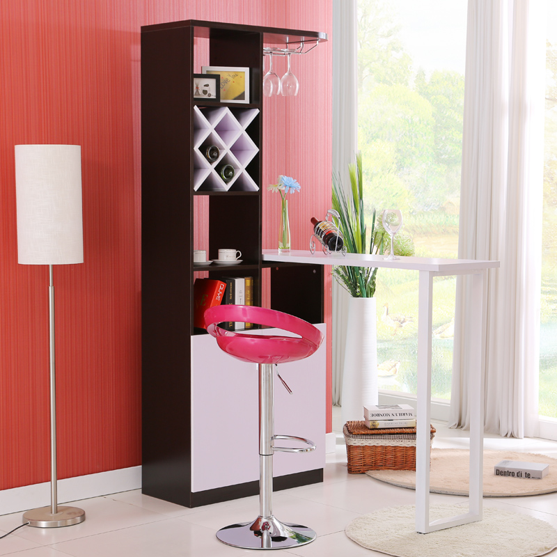Ikea домой небольшой вращение бар вино отрезать угол бар ворота зал кабинет вино простой современный можно настроить