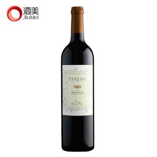 酒美网法国原瓶进口好哥们马迪朗干红葡萄酒2009