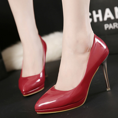 hot sale Wedding shoes with high heels's main photo