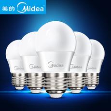美的LED灯泡3W节能灯泡