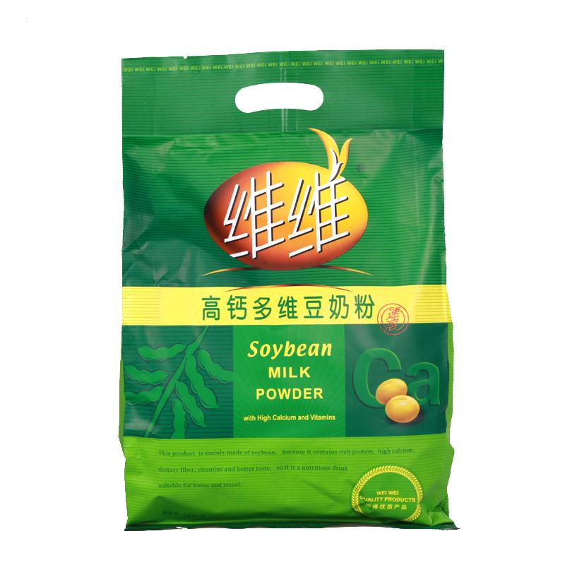 ~天貓超市~維維 高鈣多維豆奶粉 500g 小包裝營養早餐
