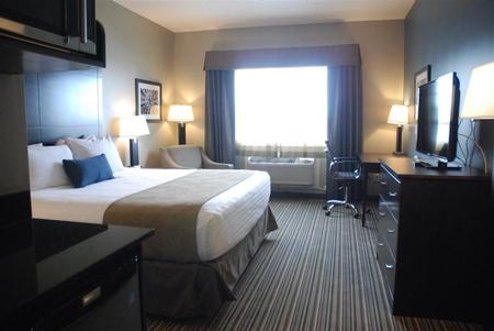 BEST WESTERN Plus Fort Saskatchewan Inn & Suites