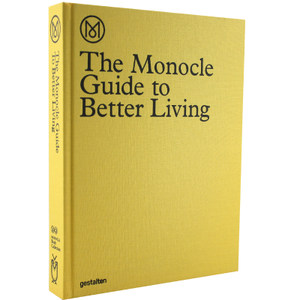 The monocle guide to better living单眼镜片引向更好的生活