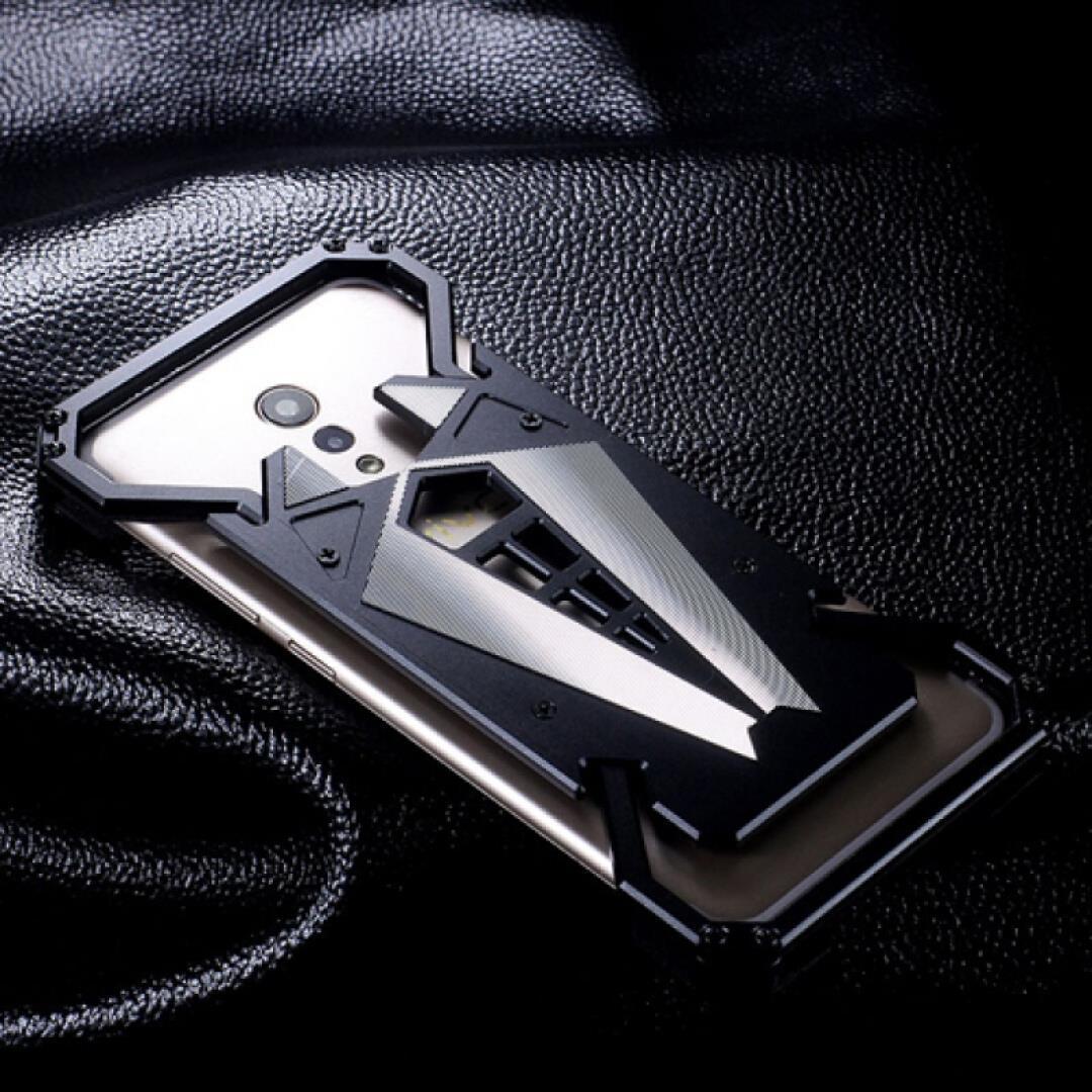 壳工坊 手机壳潮男女款金属防摔手机套边框硬壳保护套外壳 适用于