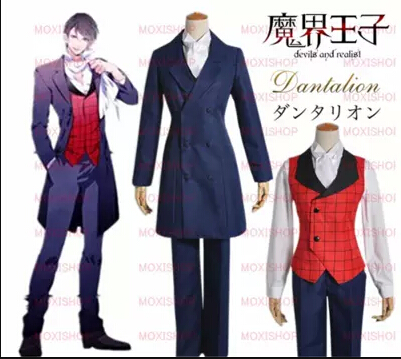 Prince of the devils world but costume customization at Cosplay school