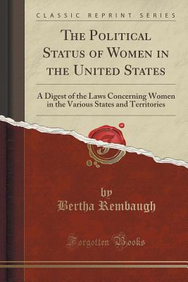 【预订】The Political Status of Women in the...