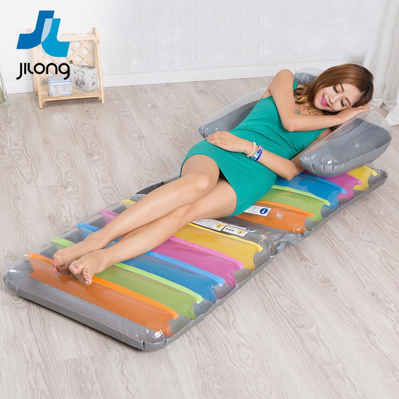 Счастливый дракон складные двойной бездельник водный диван водный надувной подушка на открытом воздухе для взрослых воздушная подушка кровать диван - кровать