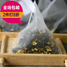 It is tea small mandy Osmanthus oolong tea bag super strong aroma 20 Cold tea Whiten skin bag mail