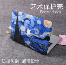 Наклейка на наутбук Mebont Macbook Retina