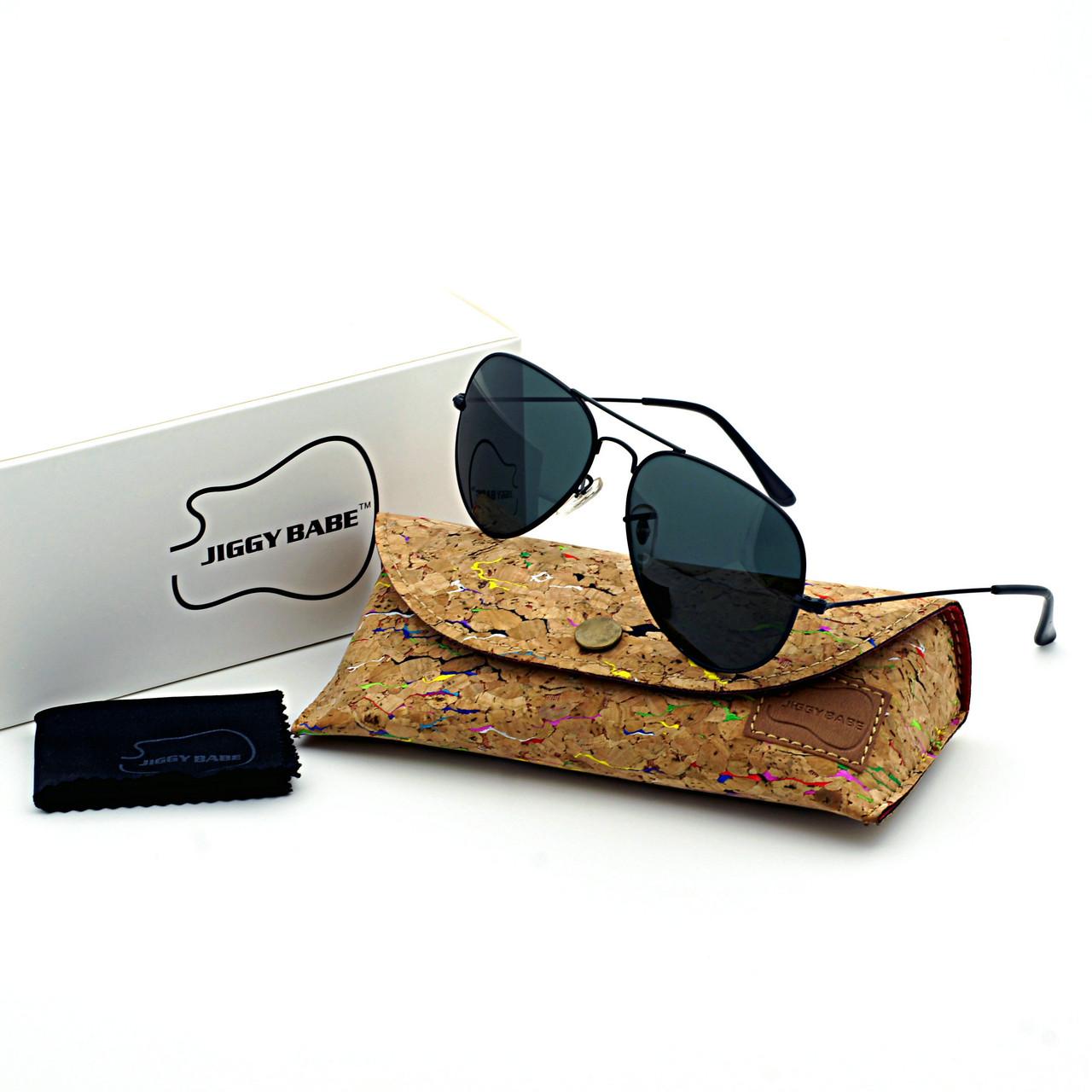 Jiggy babe 3025 3026 glass Sunglasses