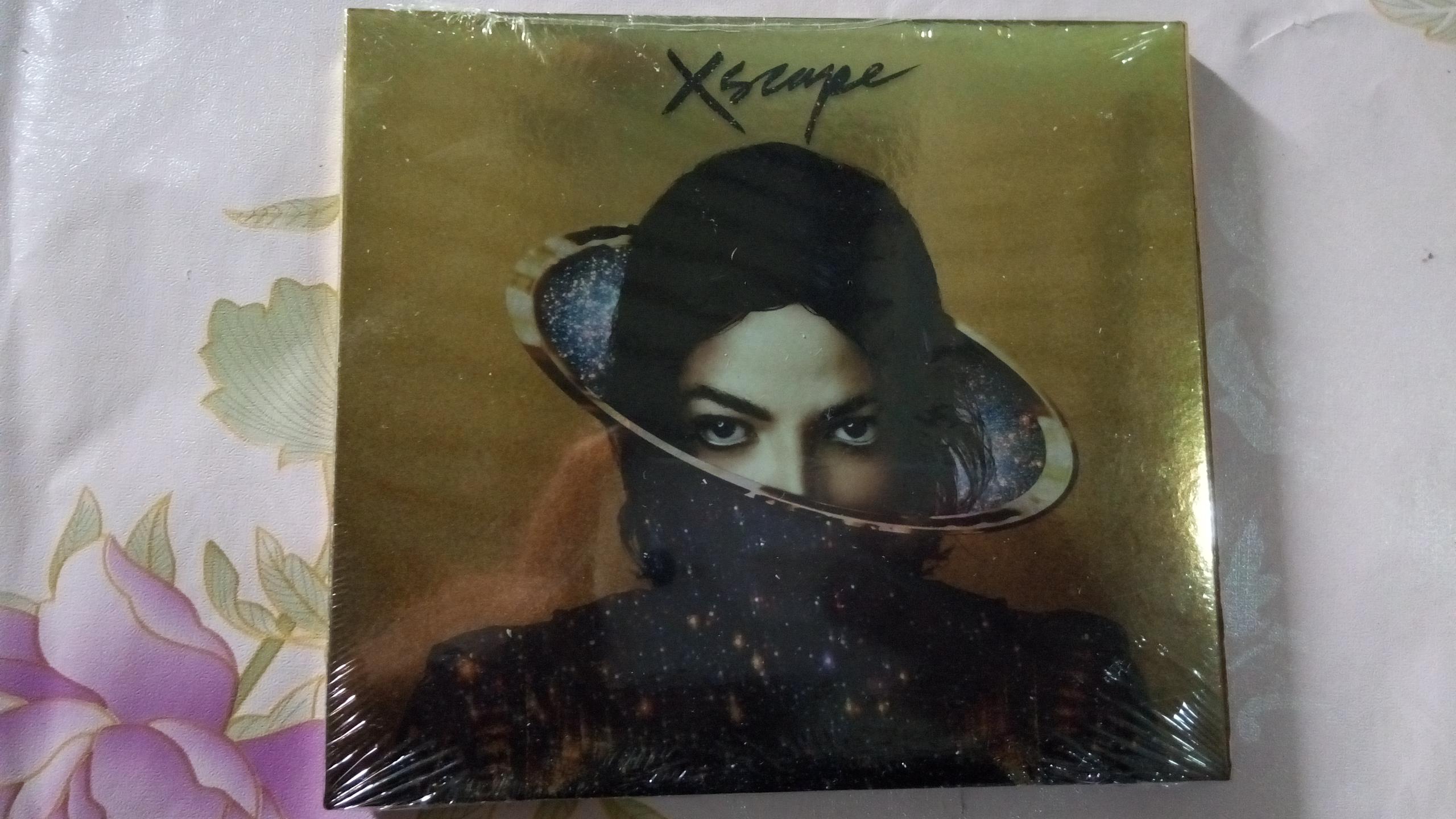 Совершенно новый Xscape Michael Jackson побег снять майк ваш джек нижний платить плакат