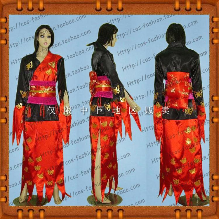 东京大贩卖 战国BASARA 戦国BASARA 濃姫 浓姬 3 cosplay服装 COS