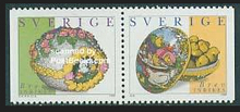 Universal postal agency SWE - 9903 Swedish Easter 1999: eggs stamps Foreign stamps