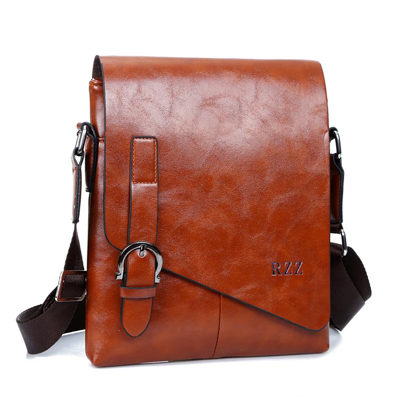 Старые экстремальных тенденция мужские сумки корова кожа Мужская сумка Messenger сумка малого бизнеса сумки досуг Диагональ вал