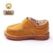 2015 new age season male children children single soft bottom shoes leather shoes
