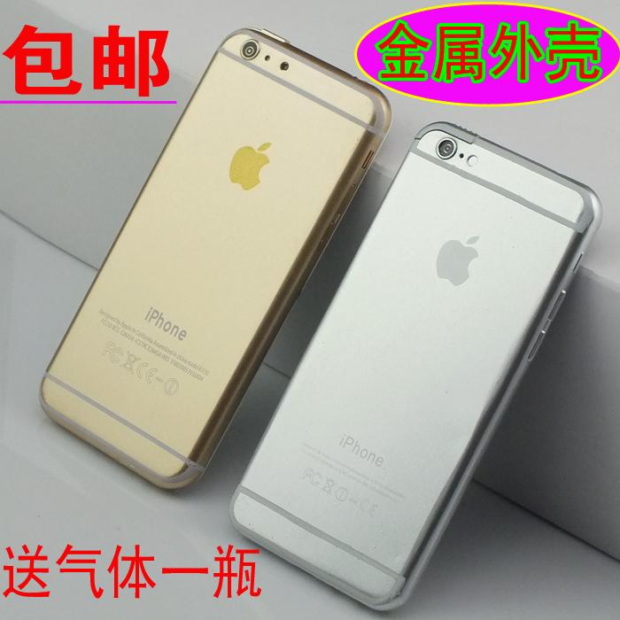 Творческие Apple 6 легче ветрозащитный iPhone6 подарок надувные 1:1 тонкий прямо в легче мешок почта