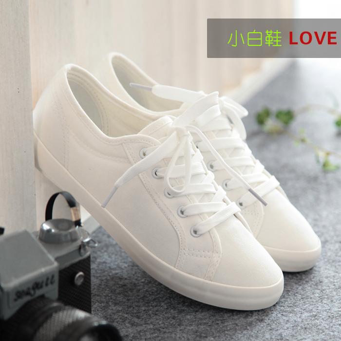 Мир дикий искусство белый холст обувь женская летняя обувь низкой вырезать сплошной цвет корейские ноги тонкие случайные ботинки кроссовки