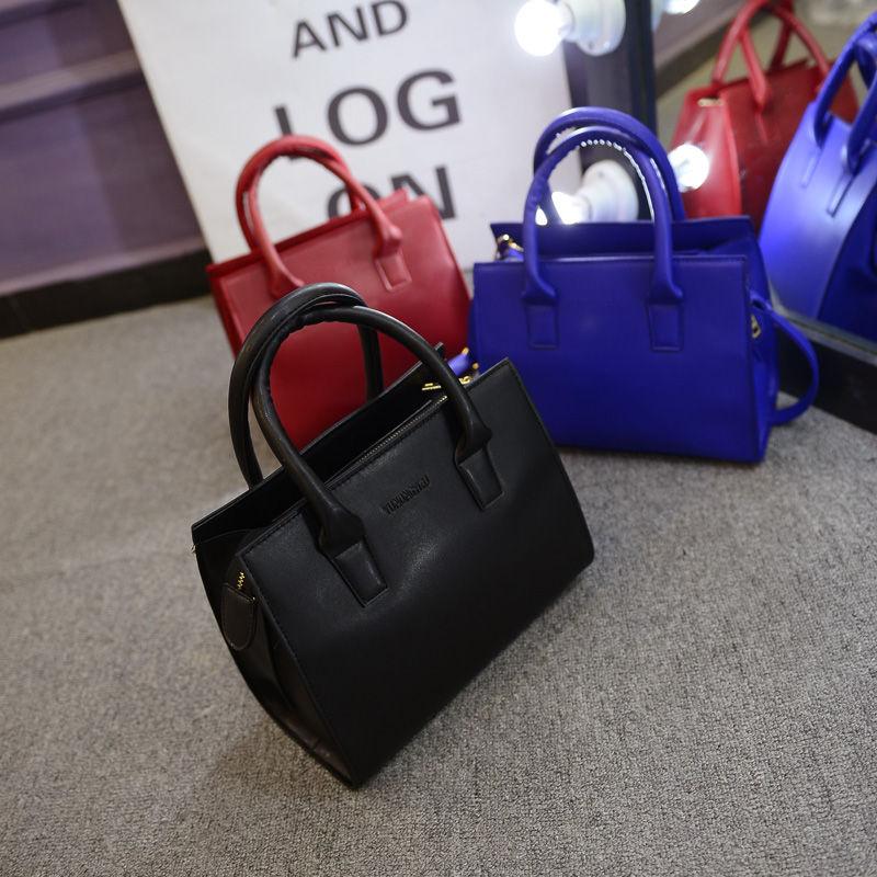 Новая весна и летняя сумочка Приливный Корейский убийца ноутбук Messenger сумка сумки моды плечо Сумки дамы сумки