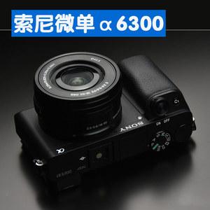 授权放心店】Sony/索尼 ILCE-6300L索尼a6300 索尼微单<span class=H>相机</span>A6300L