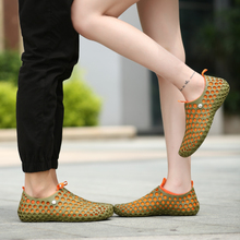 Han edition air wave drag summer bird's nest hole hole shoes for men and women shoes men leisure shoes sandals sandals couples