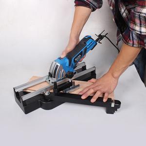 电锯 家用木工 锯 多功能电锯 迷你电锯 金属切割机 导轨电圆锯