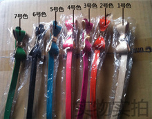 The tide of belt Bowknot is fine with Female belt lap Universal belt clothes hang act the role ofing is tie-in