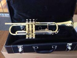 上海百灵小号降b m9103d铜管乐器