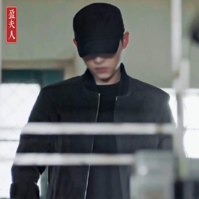 鴨舌帽男 潮夏百搭青年彎簷帽韓國黑色帽子 棒球帽女遮陽帽薄