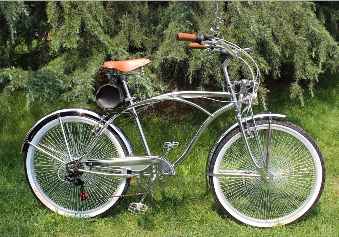 券后1159.20元26寸24寸女士变速复古自行车日本进口变速器男女通勤现代简约单车