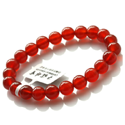 2015 RAM natural red agate Crystal bracelet carnelian jewelry ethnic beads for men and women couple bracelets