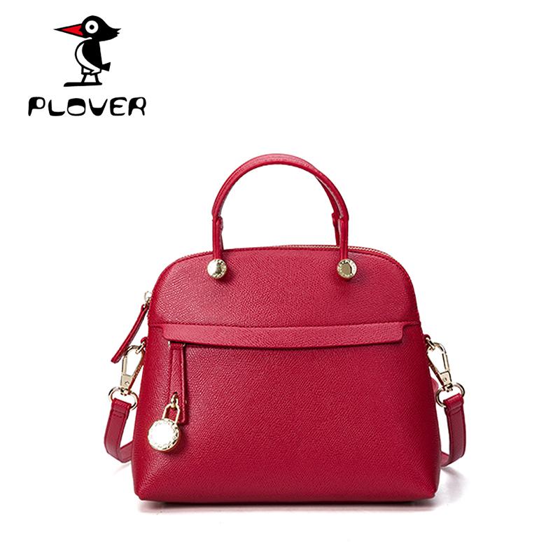 Plover女士贝壳包小号新款斜挎包小包包女包女单肩包简约手提包