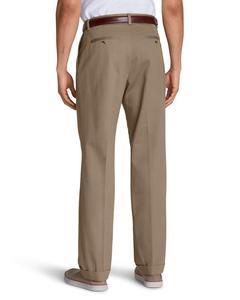 领20元券购买美国直邮Eddie Bauer/艾迪堡i03 792 5206男纯色长西裤正装裤包邮