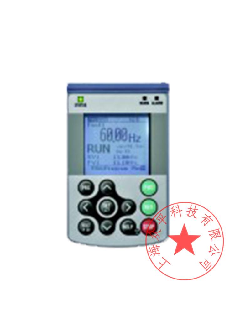 【富士】TP-A1多功能中文風機水泵專用操作面板