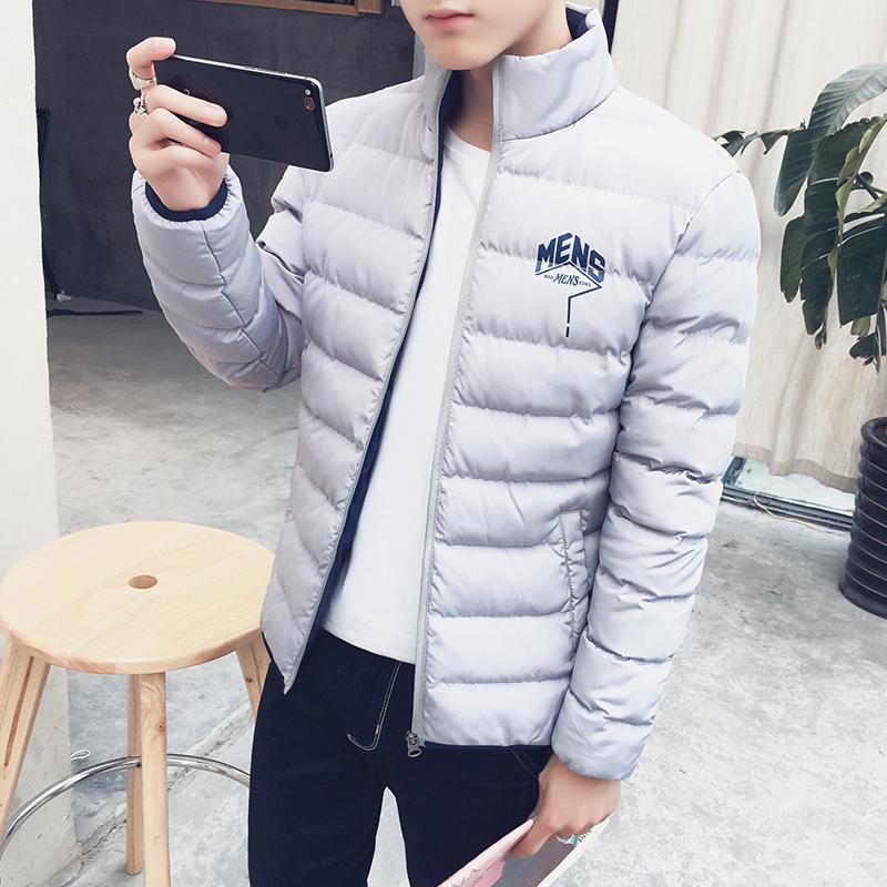 男士外套 2016 男裝棉衣男生短款棉襖子青少年冬裝男款棉服