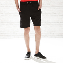 Metersbonwe in the summer of 2015 the new men's cultivate one's morality net color basic knitted shorts the rate up to 139